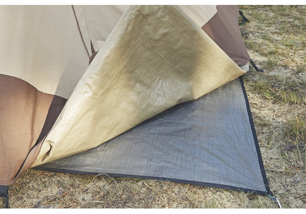 Outwell Zelt Newgate 5 : Outwell footprint newgate campz